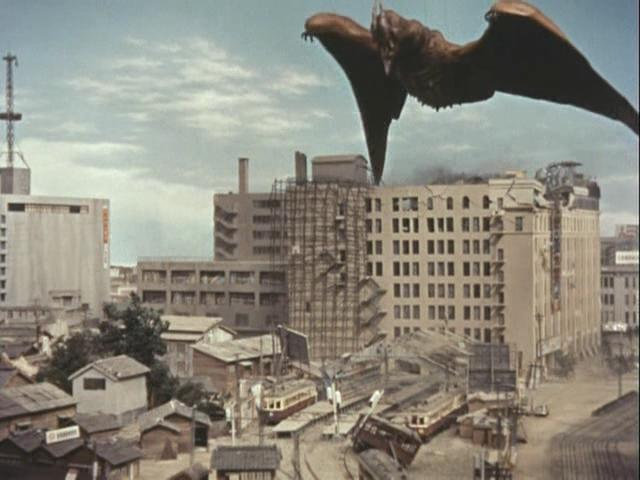 KAIJU KONNECTION: Rodan (1956)