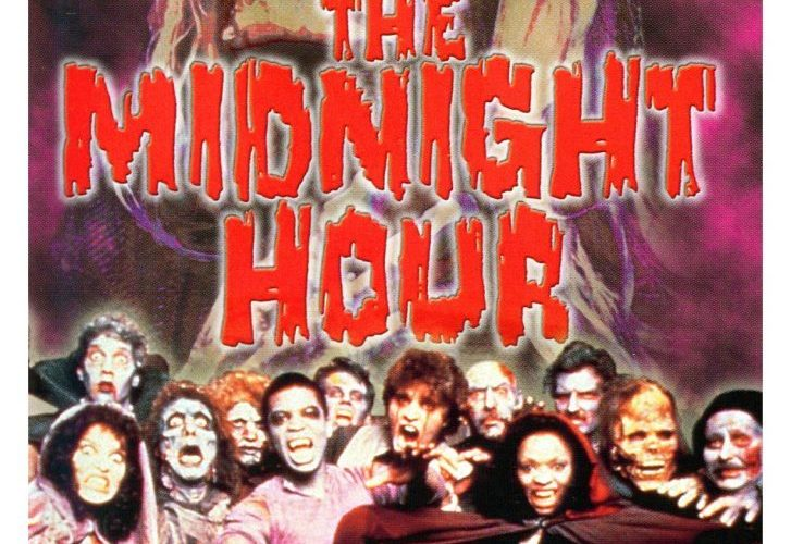 FILM BOOK OF FEAR: The Midnight Hour (1985)