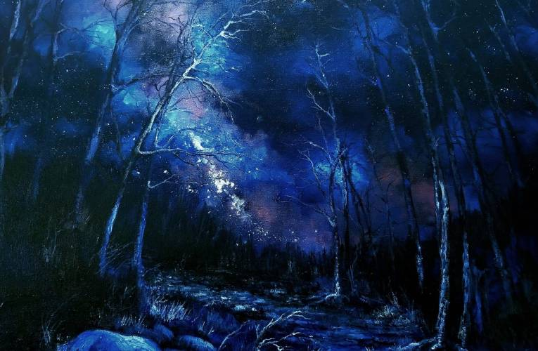 ARTIST SPOTLIGHT: Timothy Wayne Williams