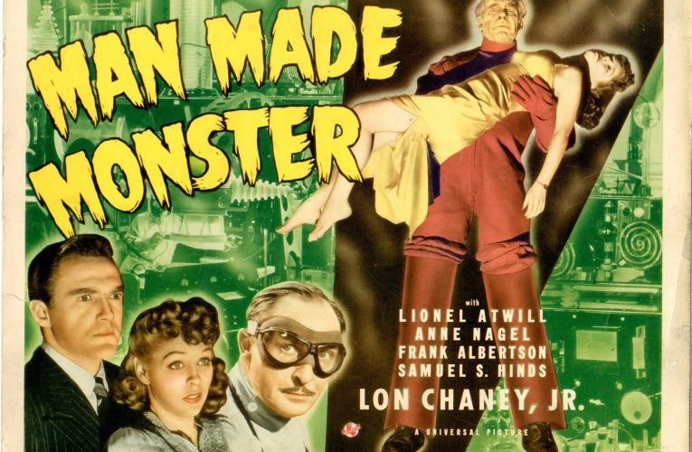THIS SATURDAY ON SVENGOOLIE (January 23, 2021): Man-Made Monster