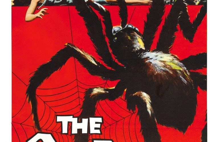 THIS SATURDAY ON SVENGOOLIE (January 30, 2021): Earth Vs. The Spider
