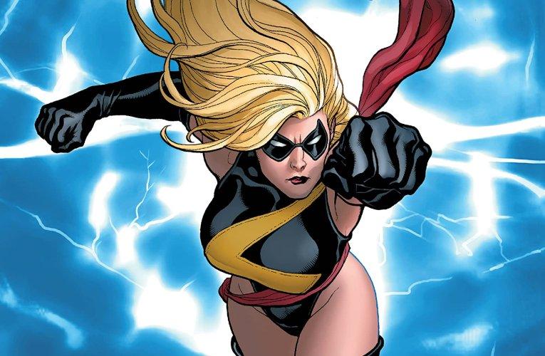 OFF THE RACK COMICS: Captain Marvel: Carol Danvers – The Ms. Marvel Years