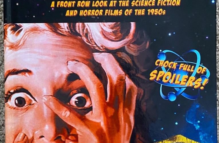 """THE BASEMENT BOOK SHELF: """"You Won't Believe Your Eyes! (Revised and Expanded Monster Kids Edition): A Front Row Look at the Science Fiction and Horror Films of the 1950s"""" by Mark Thomas McGee"""