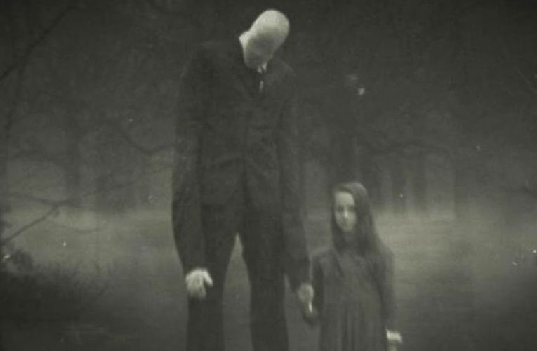 THE BASEMENT'S WORLD OF THE WEIRD: Slender Man