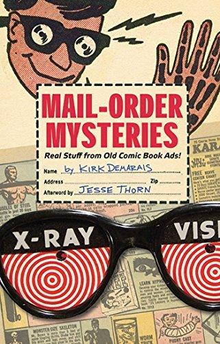 """BASEMENT BOOK SHELF: """"Mail-Order Mysteries"""" by Kirk Demarais"""