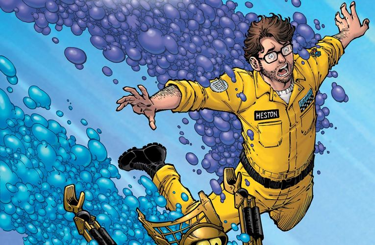 OFF THE RACK COMICS: Mystery Science Theater 3000 The Comic by Dark Horse Comics