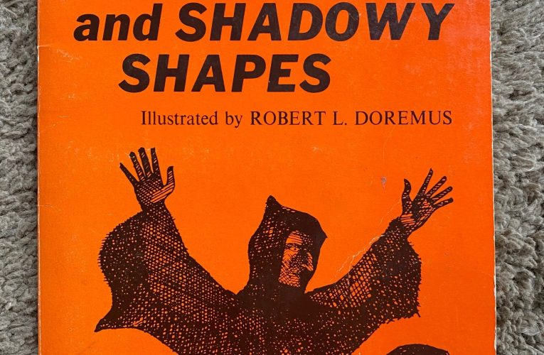 """THE BASEMENT BACK IN TIME: """"Spooks and Spirits and Shadowy Shapes"""" by Robert L. Doremus"""