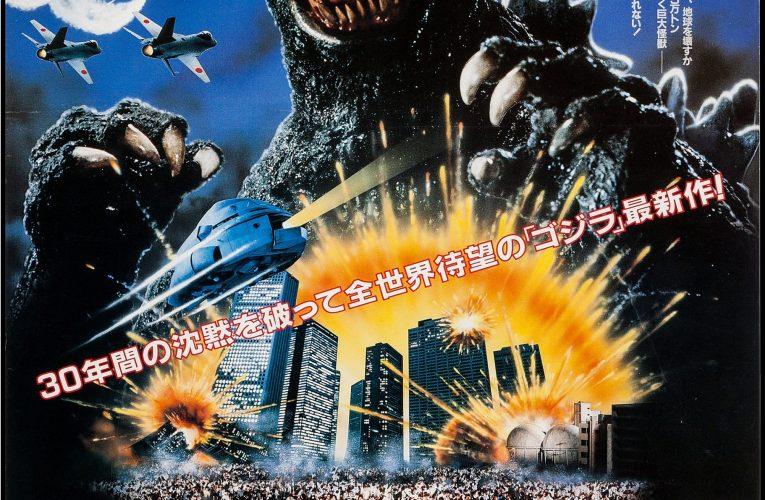 KAIJU KONNECTION: The Return of Godzilla (1984)