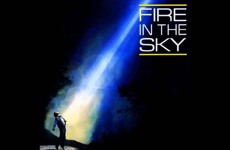 BASEMENT BLU-RAY REVIEW: Fire In The Sky by [Imprint]