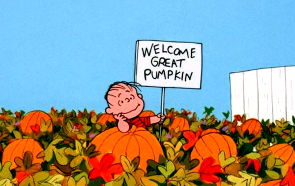 Its The Great Pumpkin Charlie Brown 1966 Review BasementRejects
