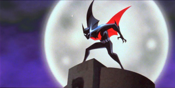 Animated Spider Wallpaper Batman Beyond Season 1 Review And Episode Guide