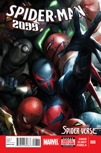 Spider-Man 2099 2: Spider-Verse Review  BasementRejects