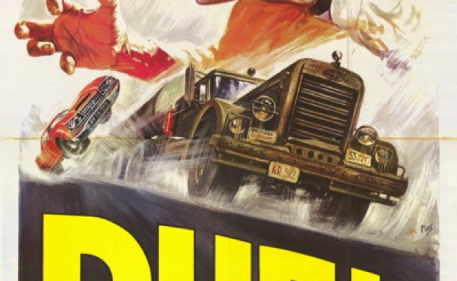 Duel 1971 Review Basementrejects - OhTheme