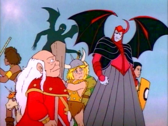 Image result for the dragon's graveyard cartoon