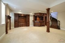 Room Design Ideas Basement Finishing Project