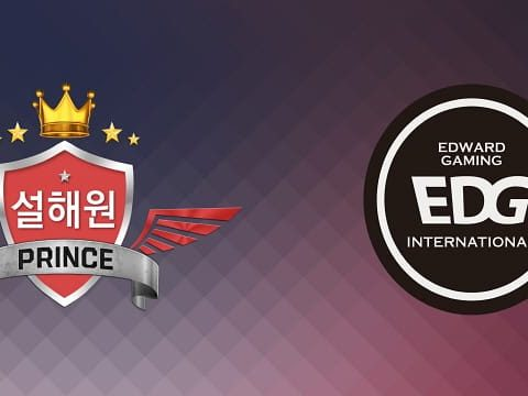 EDG e SeolHaeOne