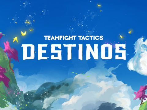 Teamfight Tactics Destinos
