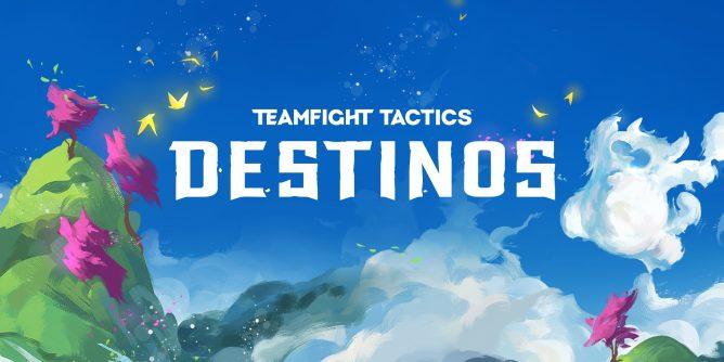 Teamfight Tactics Destinos