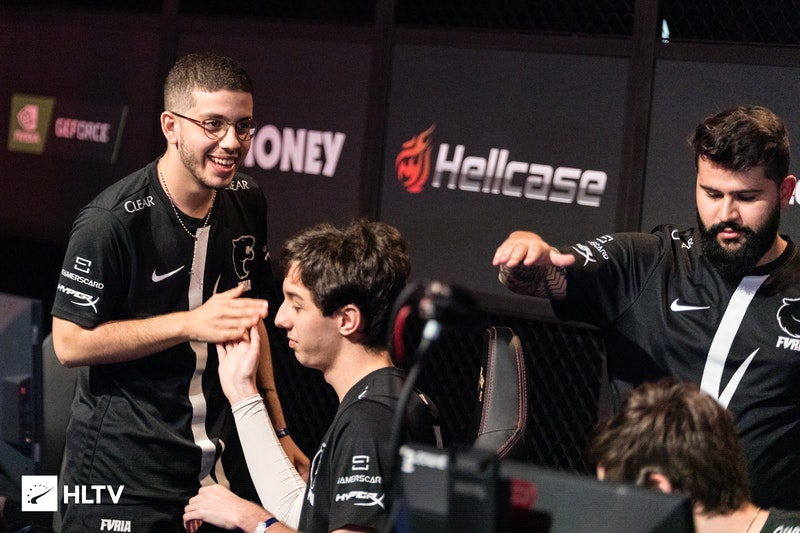 CS:GO: FURIA vence EG e está na grande final da ESL Pro League Season 12