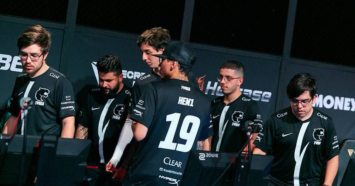 FURIA vence 100 Thieves e é a grande campeã da ESL Pro League Season 12 North America