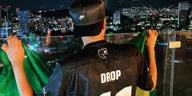 drop, jogador de cs:go da fúria