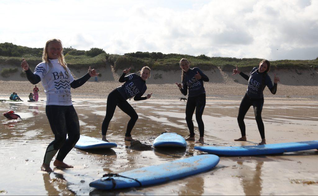 Base Surf Lodge - Surf Escape Newquay