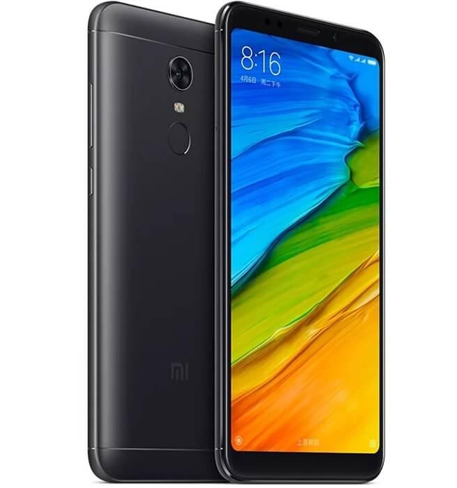 ea5974f4dc2 Xiaomi Redmi märkuse 4 järeltulijatel on suur 5,99-tolline ekraan 18: 9  kuvasuhtega, mis on tüüpiline premium telefonidele.