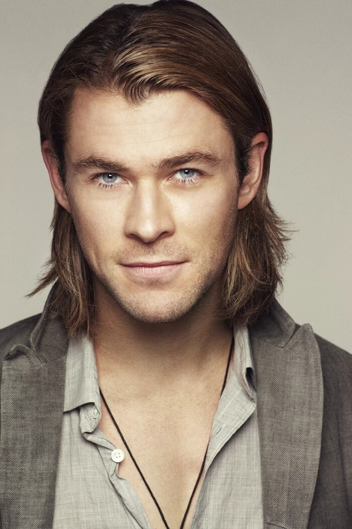 Chris Hemsworth datovania