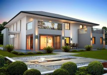 3D Architectural Rendering Home