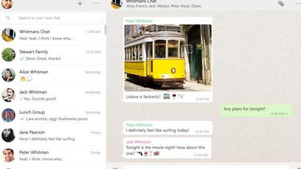 واتساب Whatsapp تطلق تطبيقها لأجهزة ويندوز وماك