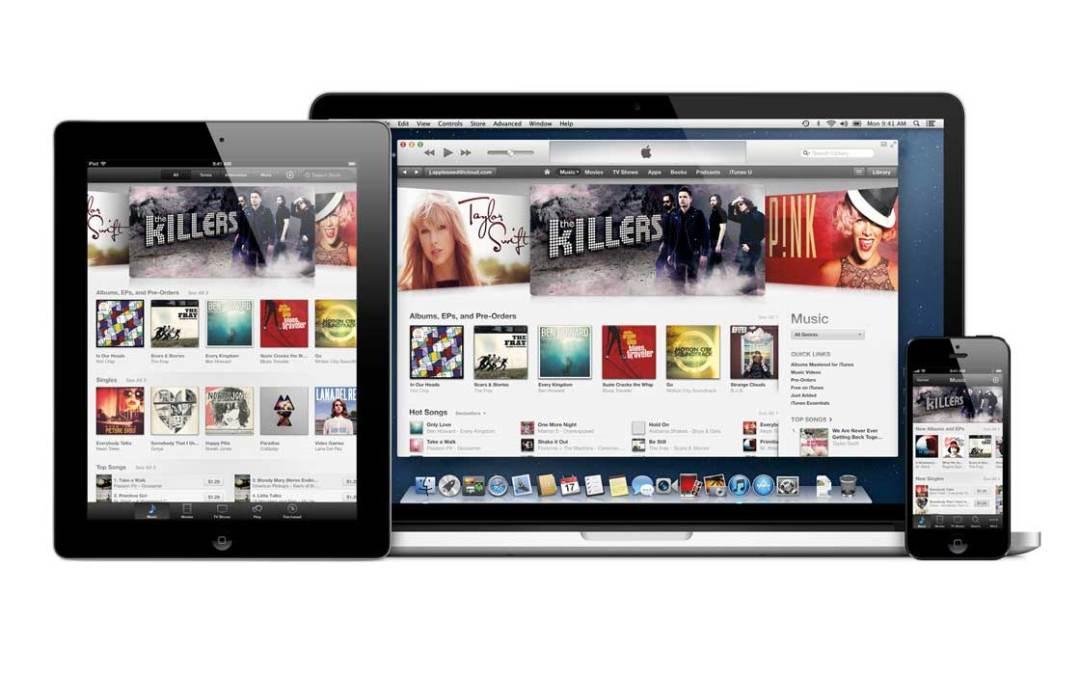 Apple تتجه نحو إنهاء خدمة تنزيل الموسيقى من Itunes