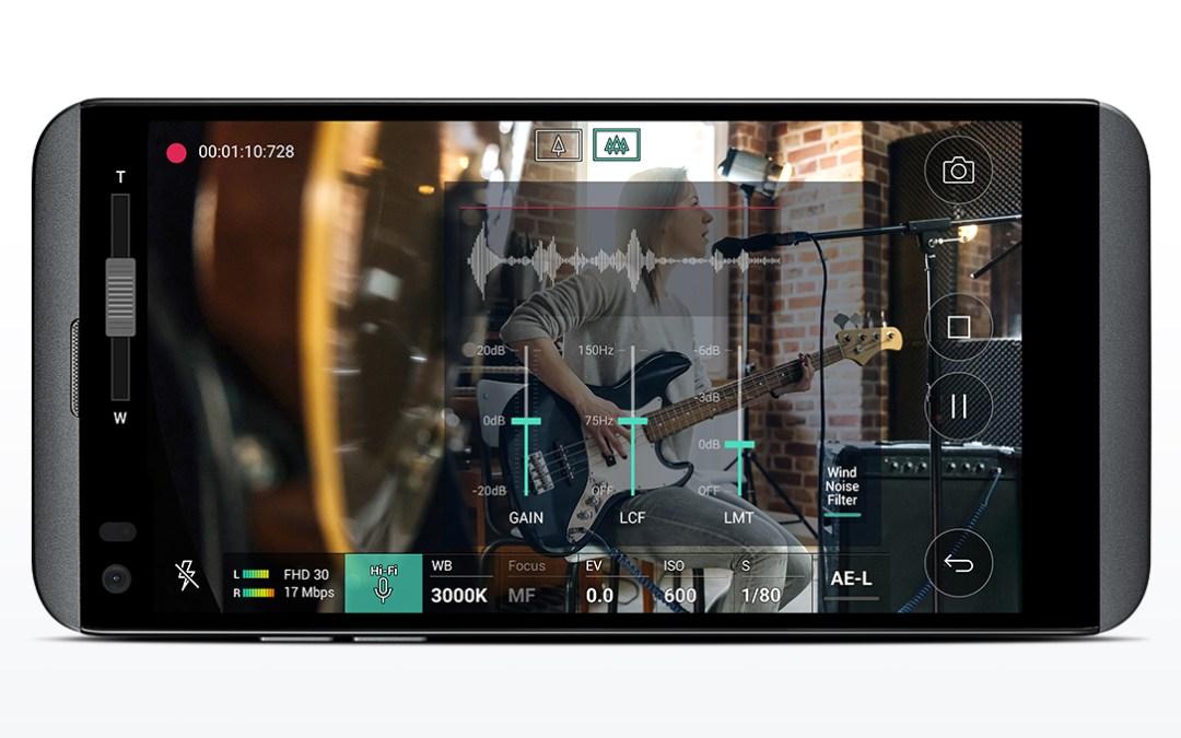 هاتف Q8 من أل جي بميزات Multimedia استثنائية