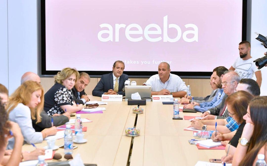 مجموعة M1 تطلق شركة areeba لتكنولوجيا الدفع الإلكتروني بعد الاستحواذ عليها من بنك عوده