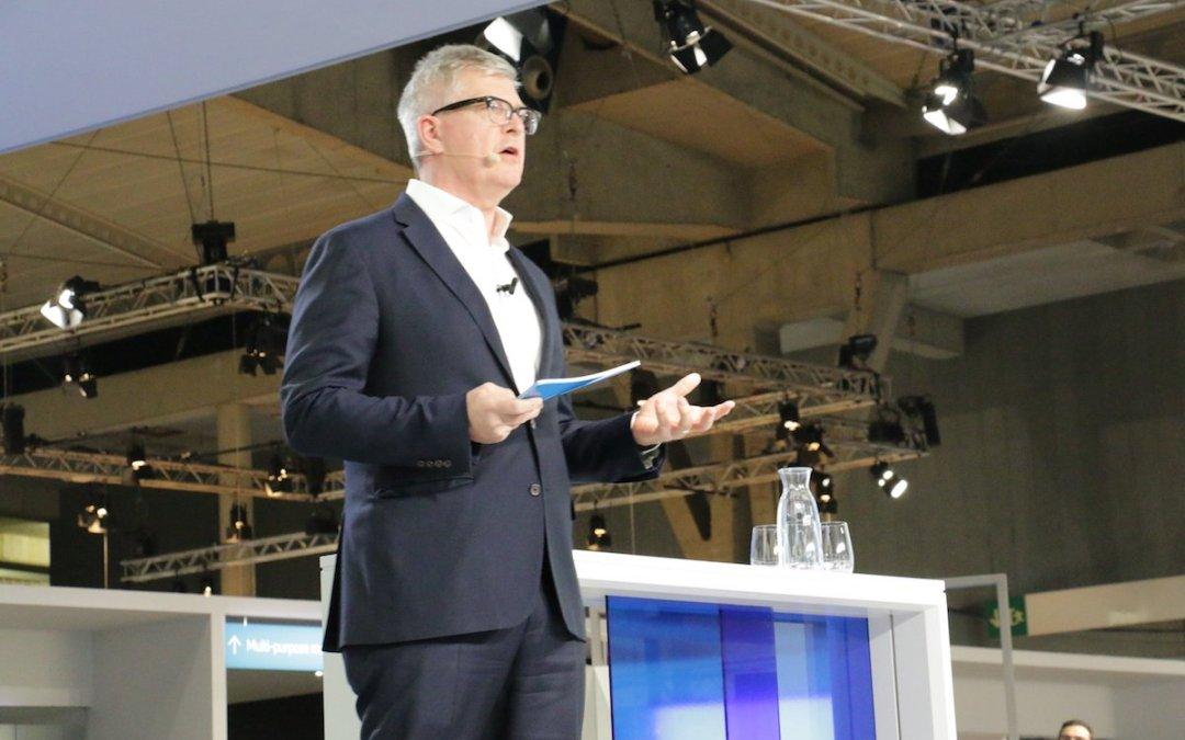إريكسون تطلق تقنية الجيل الخامس للأعمال في المؤتمر العالمي للاتصالات المتنقلة