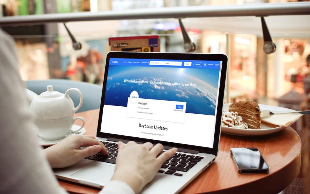 بيت.كوم يُطلق منصة تسويق غير مسبوقة لتعزيز عملية التوظيف