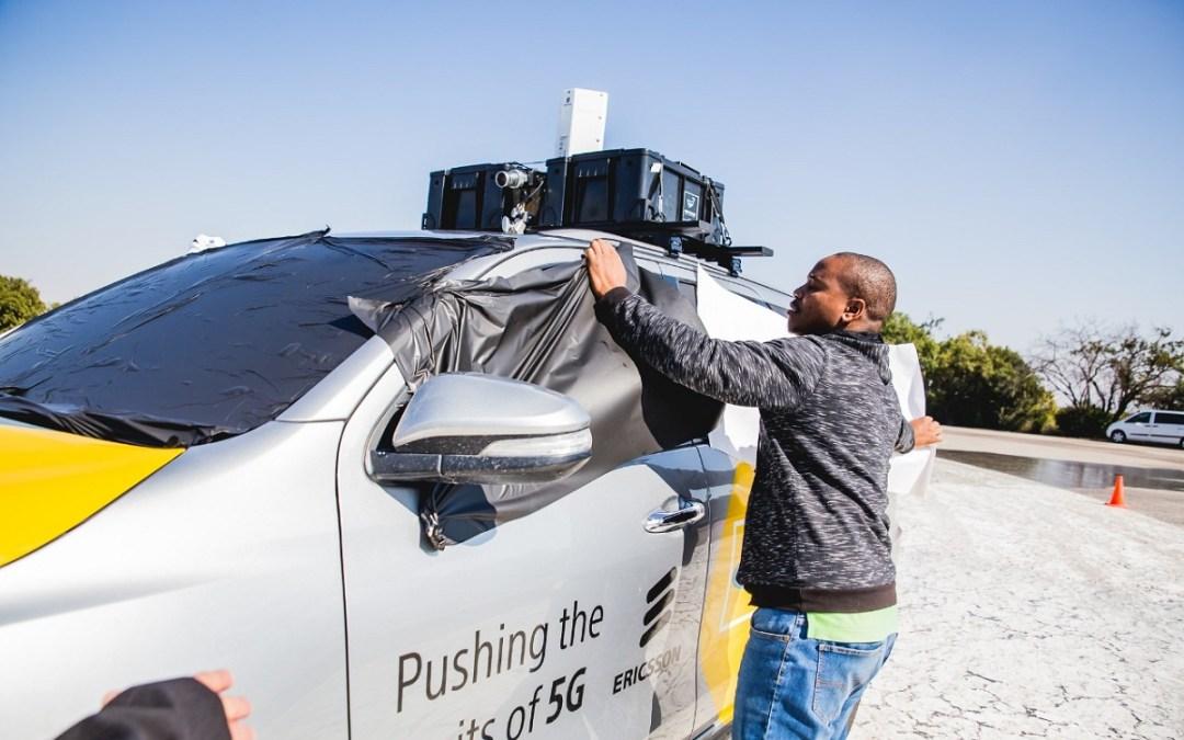MTN جنوب أفريقيا وإريكسون تعززان تعاونهما استعداداً لعصر الجيل الخامس