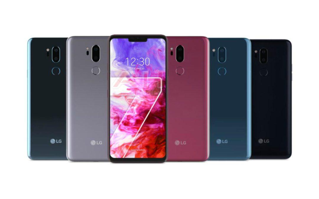 إل جي إلكترونيكس تكشف عن أحدث هواتفها الذكية الفاخرة G7 ThinQ