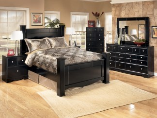 Signature Design By Ashley Bedroom Group Model B271 Bashams
