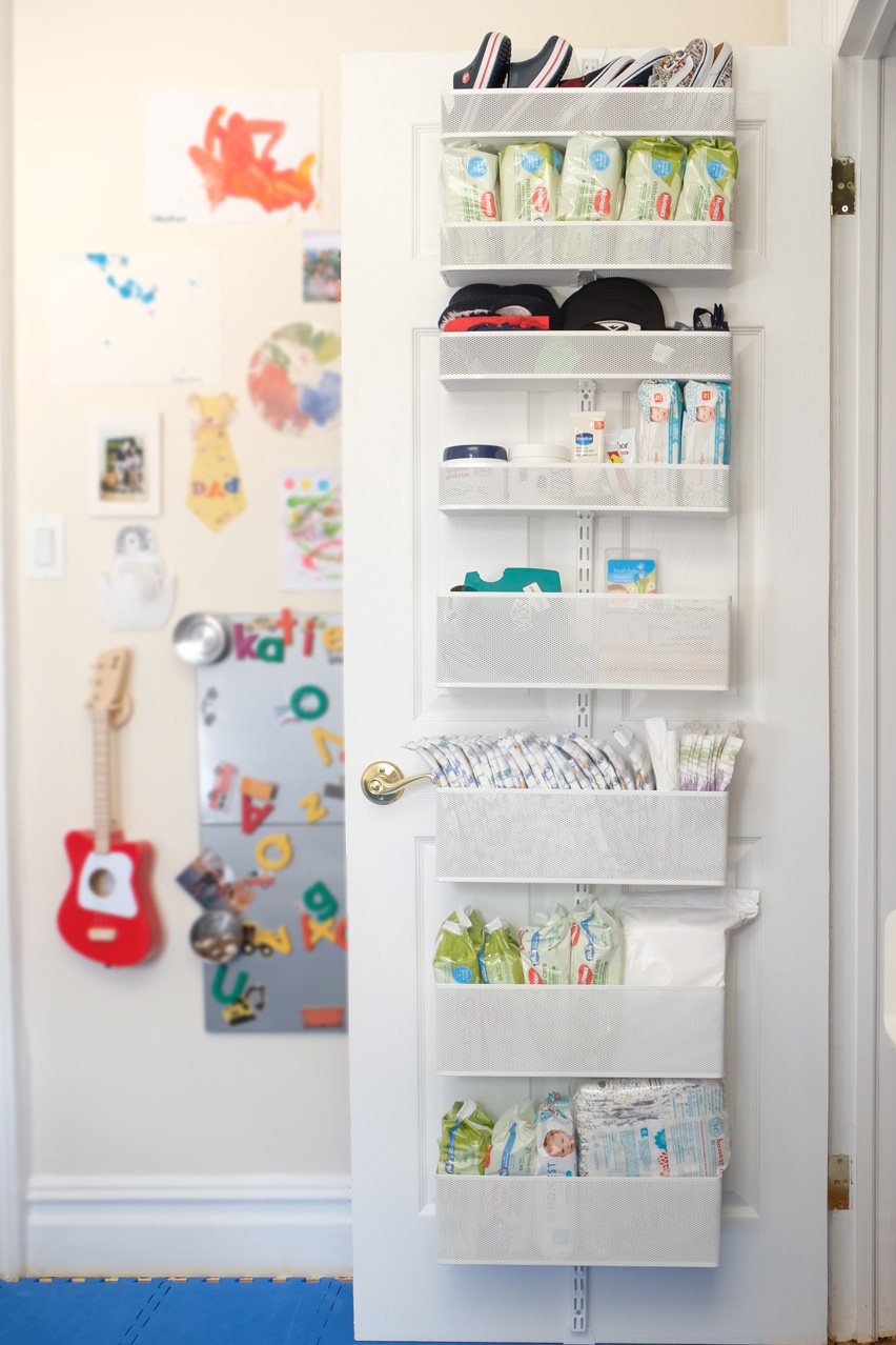 Extra Nursery Storage For Small Spaces Bash Co