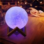 مصباح ضوء القمر 1250 غرام