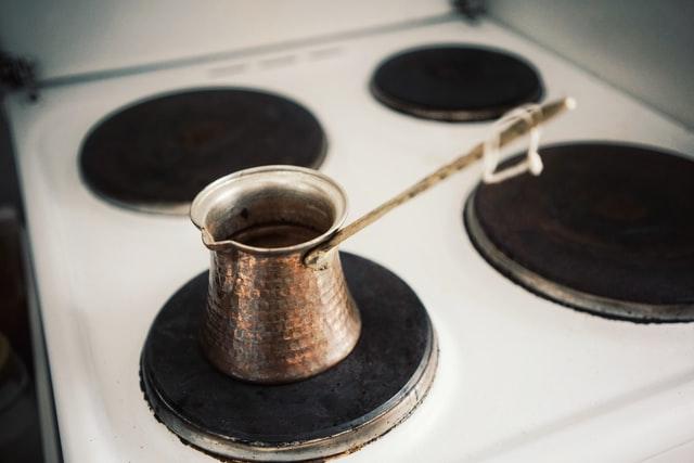 طريقة عمل القهوة التركية على الأصول