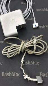 MagSafe Power Adapter after repair