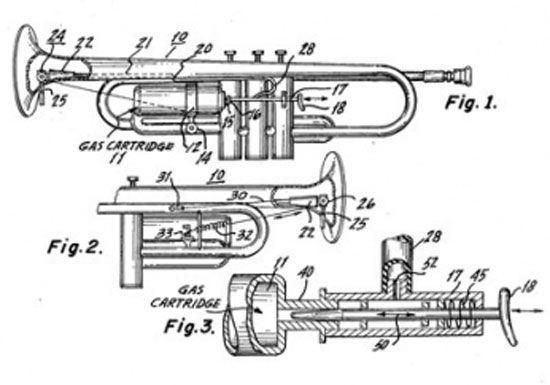 Dispositivo para zastёgivaniya botas y 9 inventos más