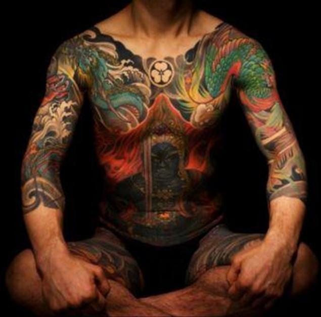 Qué Se Esconde Detrás De La Yakuza Tatuajes Raíces Y Valores