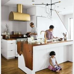 Islands For The Kitchen Island Design Ideas 18想法的独特的厨房岛屿的独特对你的厨房 页2 台面不必有边界的基础和不同他们在外观和材料 该岛可以在相同的设计