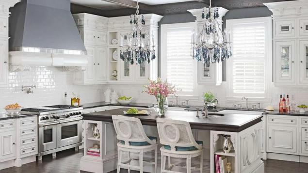 kitchens remodeling thermofoil kitchen cabinets 重塑你的厨房 做什么和不做什么 页1 现代的设计的解决方案的厨房还推动我们改变 因为在漂亮的照片重似乎很简单 敲下来的墙 这里是厨房和餐室和独立的舒适的办公室