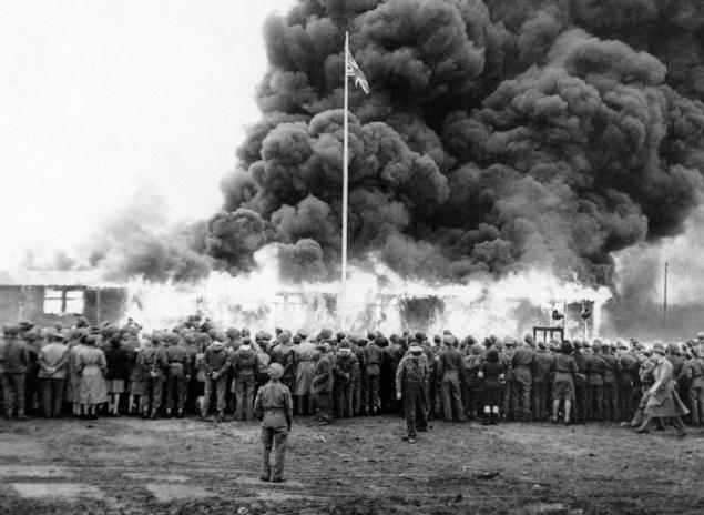 第二次世界大戰 - 戰爭結束后(45張照片). 頁 5