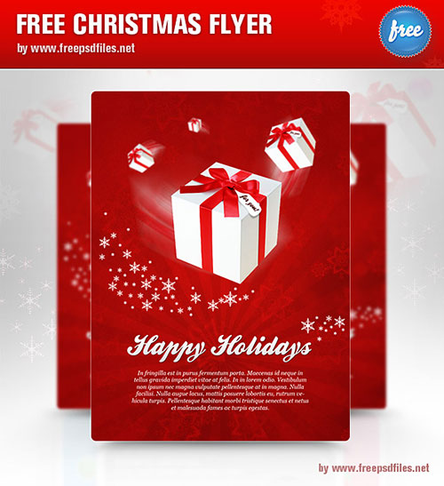 32 Awesome Free PSD Flyer Templates Web Amp Graphic Design
