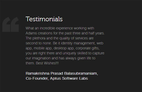 15 Awesome Client Testimonial Designs Web Amp Graphic