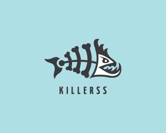 60 Awesome Fish Logo Designs  Web  Graphic Design  Bashooka